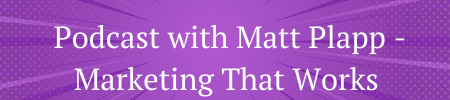 podcast with marketer Matt Plapp of America's Best Restaurants